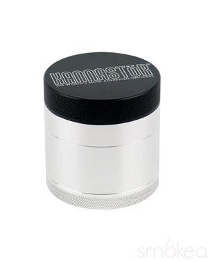 "Kannastor 2.2"" Solid Top 4pc Grinder"