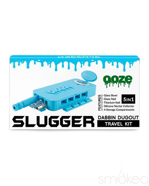 Ooze Slugger Dabbin Dugout Travel Kit - SMOKEA