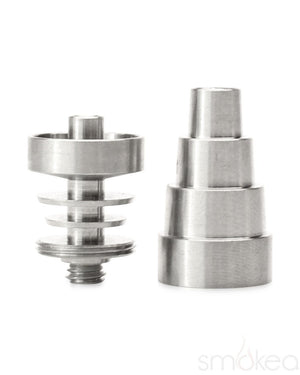 SMOKEA 6-in-1 Universal Domeless Titanium Nail - SMOKEA