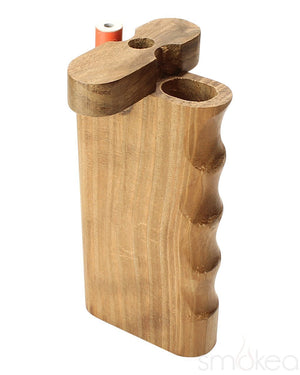 SMOKEA Wood Twist Top Gripper Dugout - SMOKEA