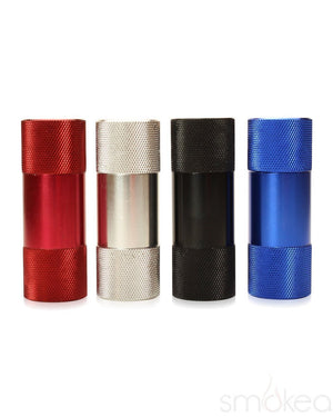 SMOKEA Grinders & Presses SMOKEA 5-Piece Anodized Pollen Press