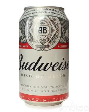 SMOKEA Budweiser Beer Stash Can - SMOKEA
