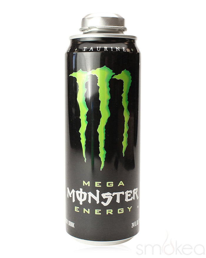SMOKEA Mega Monster Energy Drink Stash Can