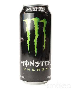 SMOKEA Monster Energy Drink Stash Can - SMOKEA