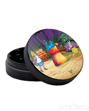 "V Syndicate ""Alice Mushroom"" 2 Piece SharpShred Grinder"