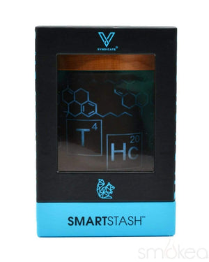 "V Syndicate ""THC Elemental Blue"" SmartStash Jar"