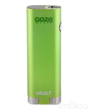 Ooze Vault Extract Vaporizer w/ Storage Chamber