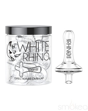 White Rhino Directional Carb Cap