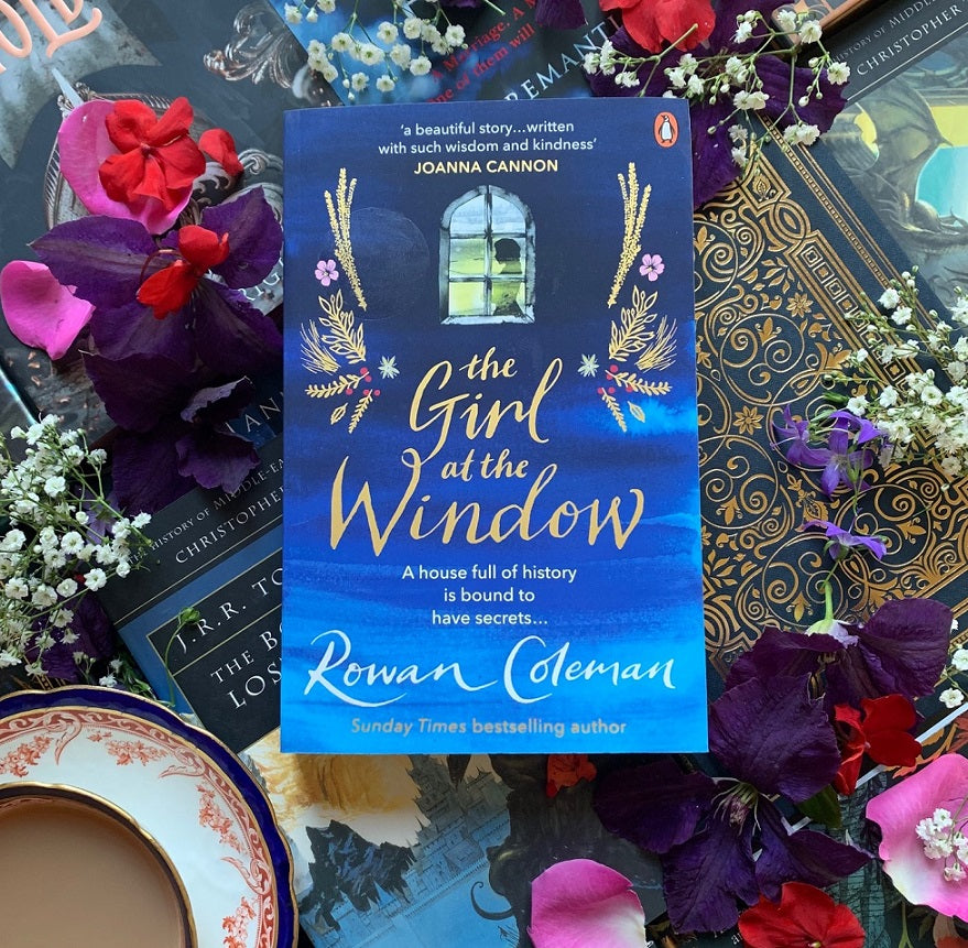 Book Review: The Girl in the Window