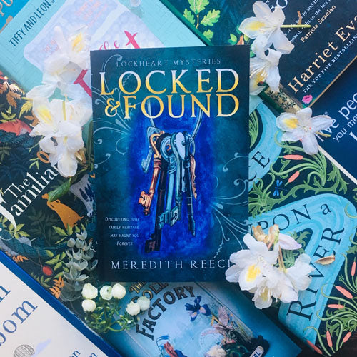 Book Review: Locked and Found