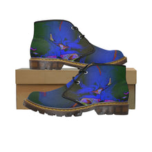 Load image into Gallery viewer, Ripples Alterations, Women's Canvas Chukka Boots