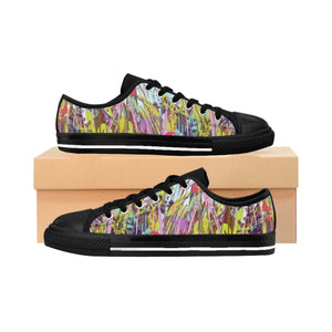 Spring Grass Women's Sneakers