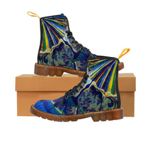 Load image into Gallery viewer, Victoria Mandala Martin Boots - Pajaritaflora Body