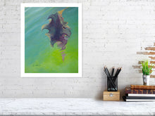 Load image into Gallery viewer, Underwater Glow, original painting
