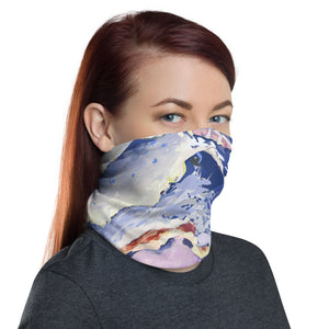 Ribbon Sea, Neck Gaiter, face covering.