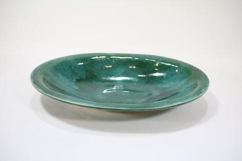 Oval Server- Holly Green