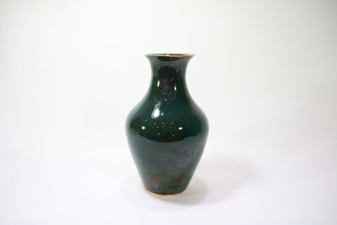 Vase (Lady) - Deep Hunter green