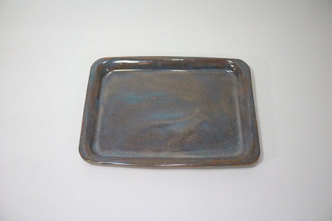 Sushi Plate - Rich Purple/brown