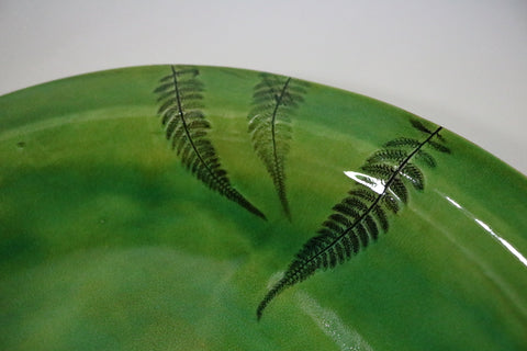 Round Platter (X Large) - Fern Green