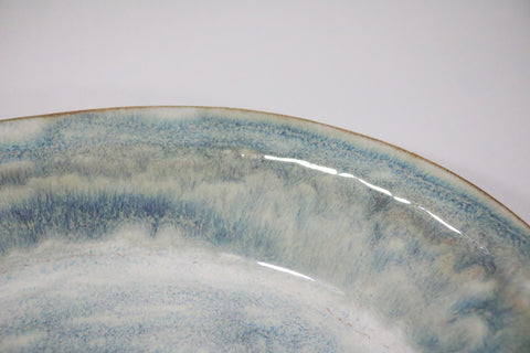 Oval Platter - Off White