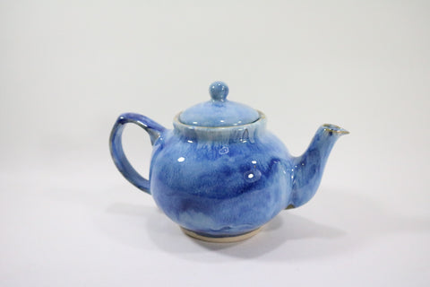 Teapot - Waterfall blue