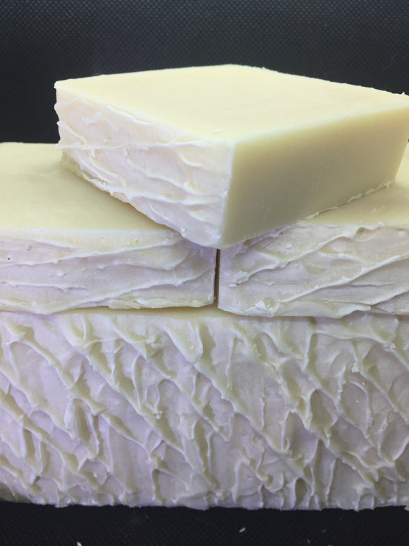 Naked & Unscented Artisan Soap
