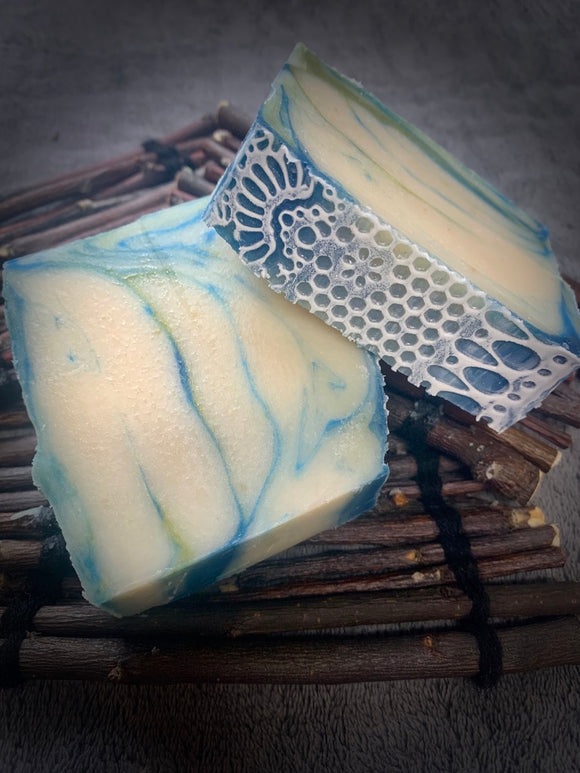 Blueberry Artisan Soap