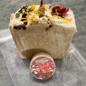 Bella's Mini Bundle Champagne Soap & Geranium LuvButter