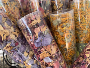 Bella's Dried Flower Confetti