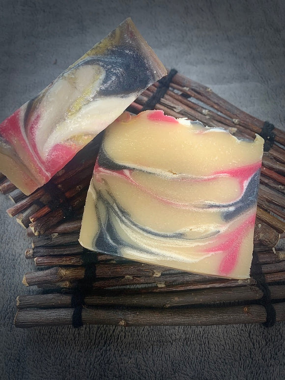 Raspberry Artisan Soap