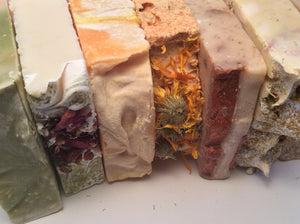 Bella's Soap Box Artisan Soap Bundles