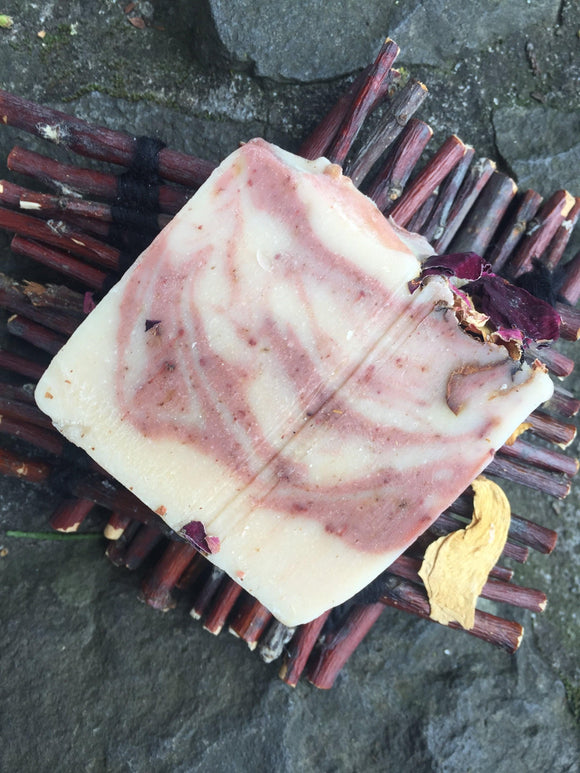 Patchouli Rose Artisan Soap