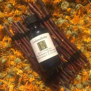 Other Creations bellasluvbarbutter.myshopify.com Calendula Massage Oil