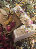 Artisan Soap bellasluvbarbutter.myshopify.com Champagne, Honey & Wildflower Artisan Soap