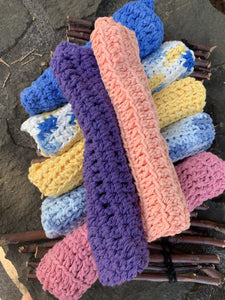 Bella's Cotton Washcloths