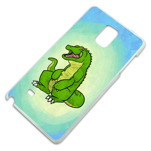 Happy Alligator Slim Fit Hard Case Fits Samsung Galaxy Note 4