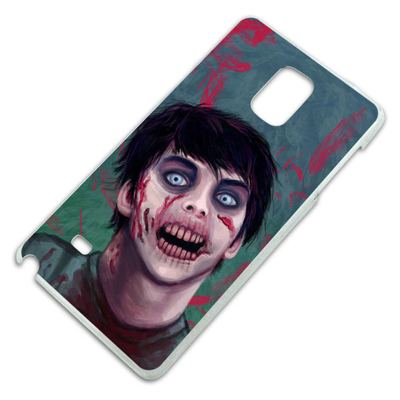 Zombified Boy Slim Fit Hard Case Fits Samsung Galaxy Note 4