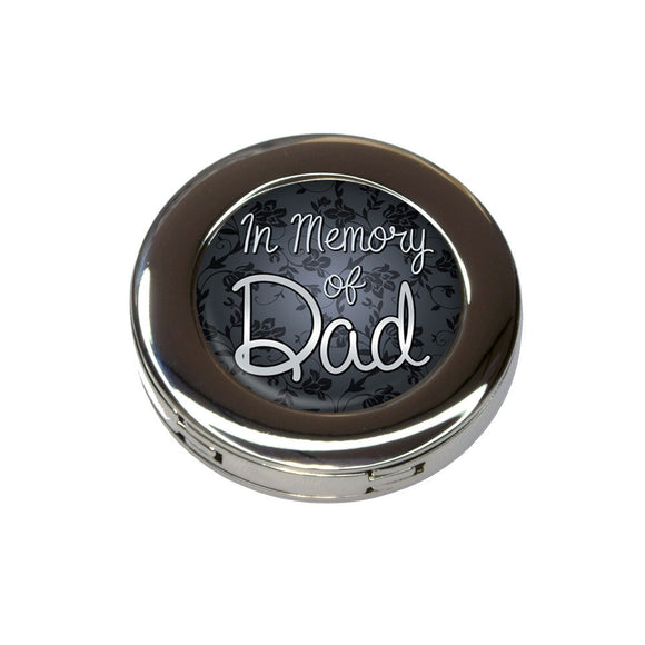 In Memory of Dad Foldable Retractable Purse Bag Handbag Hook Hanger Holder