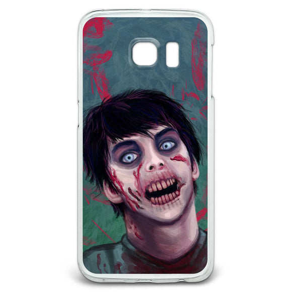 Zombified Boy Slim Fit Case Fits Samsung Galaxy S6 Edge
