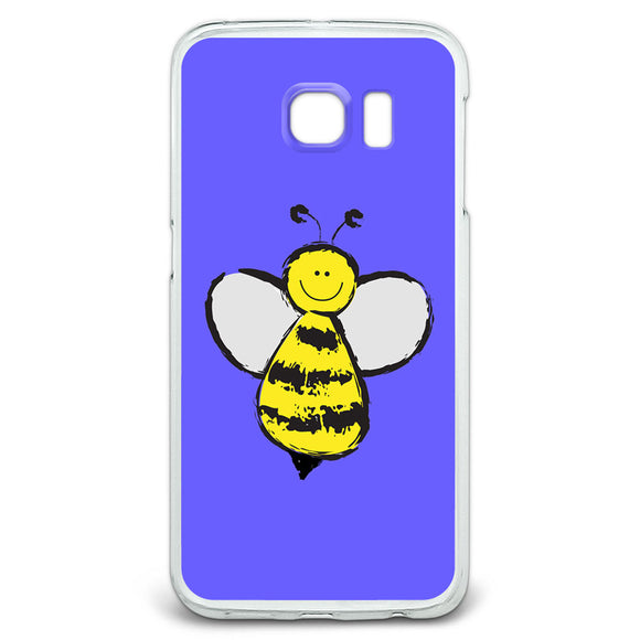 Busy As A Bee Slim Fit Case Fits Samsung Galaxy S6 Edge