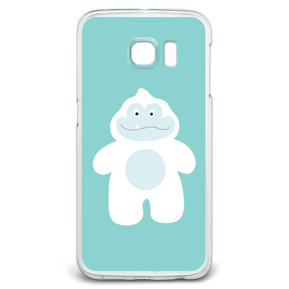 Yeti Abominable Snowman Slim Fit Case Fits Samsung Galaxy S6 Edge