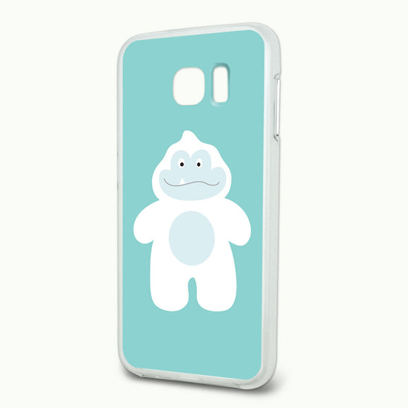 Yeti Abominable Snowman Slim Fit Hybrid Case Fits Samsung Galaxy S6