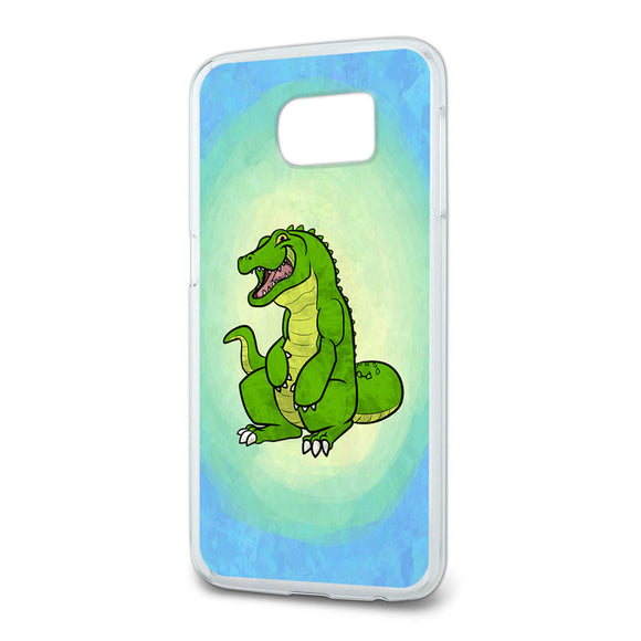 Happy Alligator Slim Fit Case Fits Samsung Galaxy S6