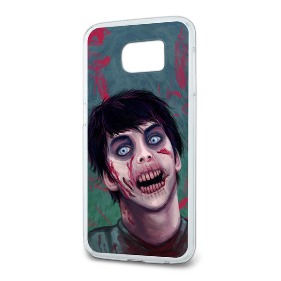Zombified Boy Slim Fit Case Fits Samsung Galaxy S6