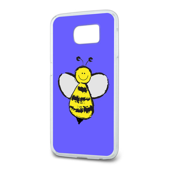 Busy As A Bee Slim Fit Case Fits Samsung Galaxy S6