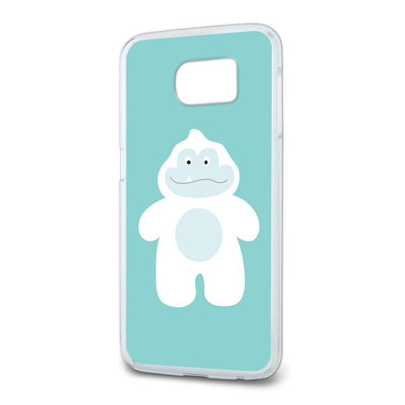Yeti Abominable Snowman Slim Fit Case Fits Samsung Galaxy S6