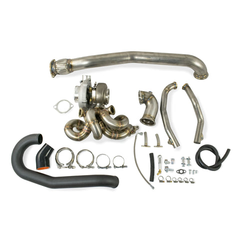 ETS 03-06 MITSUBISHI EVO 8/9 QUICK SPOOL TURBO KIT
