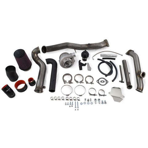 ETS 04-07 Subaru STI Vband Rotated Turbo Kit - Subaru STI 04-07