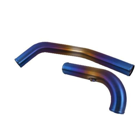 ETS 08-16 Mitsubishi Evo X Titanium Upper Piping Kit - Mitsubishi Evolution X