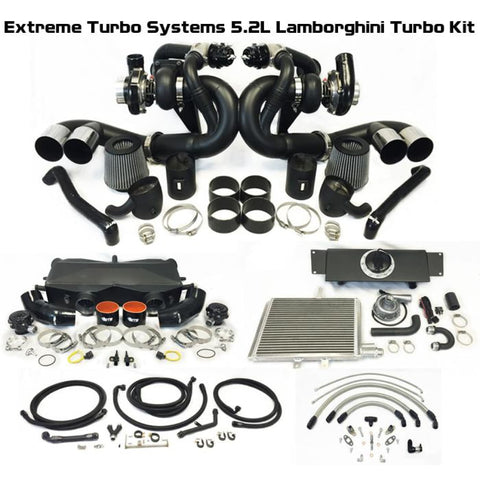 ETS 2009-2014 Lamborghini 5.2L Turbo Kit